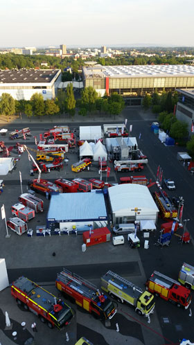 INTERSCHUTZ-Messe